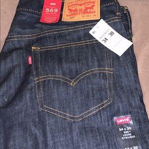 NWT Men's Levi's jeans